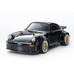 47362 TA02SW Porsche Turbo RSR Type 934 Black Edition [TAMIYA]