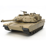 56041 U.S. Main Battle Tank M1A2 Abrams Full-Option Kit [TAMIYA]