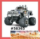58365 Midnight Pumpkin Metallic Special w/ESC (TEU-104BK)