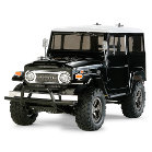 58564 CC-01 Land Cruiser 40 Black Special (Painted Body) w/ESC+LED