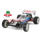 58587 DT-03 Neo Fighter Buggy w/(Torque-Tuned Motor and ESC plus CVA Dampers)