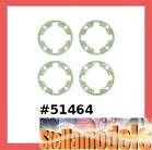51464 TA06 Gear Differential Unit Gasket (4pcs)