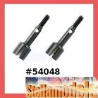 54048 CR-01 Reinforced Wheel Axle (2pcs.)