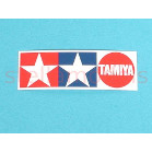 66421 Tamiya GP Sticker (Small 267mm×89mm, 5Pcs.)