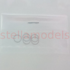 19804246 5 x 0.5 mm Spacer (5Pcs.)