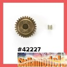 42227 04 Module Hard Coated Aluminum Pinion Gear (28T)