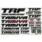 42246 TRF Sticker C (Mirror Finish Border/Black)