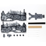 47356 GF-01 D Parts (Clear Gray) [TAMIYA]