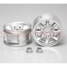 50676 Rover Mini Cooper 94 Monte-Carlo Plated Wheels - 2pcs