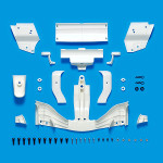 51603 F104 Wing Set (2017 / White) [TAMIYA]