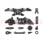 54099 TB-03 Carbon Reinforced K Parts (Stiffener)