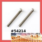 54214 Titanium Hex Head Scew For M-05 Motor Mount (2pcs.)