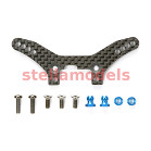 54324 TA06 Carbon Damper Stay (Front)