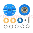 54399 TA06 Rear One-Way Pulley Set (18T)