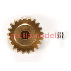54577 06 Module Hard Coated Aluminum Pinion Gear (21T)