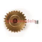 54578 06 Module Hard Coated Aluminum Pinion Gear (25T)