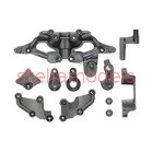54594 TB-04 Carbon Reinforced K Parts (Stiffener)