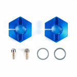 54669 Buggy Aluminum Hex Hubs (Rear)