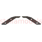 84406 Carbon Bumper Support (FF-03, XV-01)