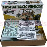 58496 Fast Attack Vehicle (2011) w/ESC(TEU-105BK) 4