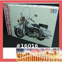 16016 Harley Davidson FLH 1200 Police Bike -NEW OLD STOCK