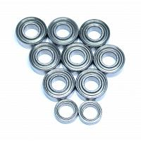 MBB-58618P Partial Ball Bearing Set : 58618 Monster Beetle (2015) (10Pcs.)