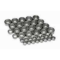 Ball bearing set for TAMIYA 1/14 #58672 GF-01TR Monster Beetle Trail (38pcs.)