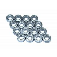 Ball Bearing Set for TAMIYA 1/10 R/C #58666 WR-02CB Comical Hornet (16pcs.)