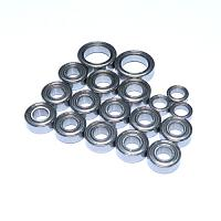 MBB-58457 Ball Bearing Set for 58445 CC-01 Merc-Benz Unimog 406