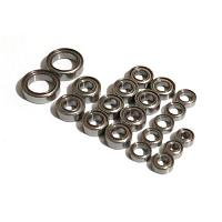 Ball Bearing Set : 84436 M-07R Chassis Kit (20Pcs.)