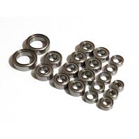 Ball Bearing Set : 58648 M-07 Chassis Kit (20Pcs.)