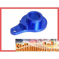 3RAC-HTS3018/BU Servo Saver Horn - Single Hole - Blue
