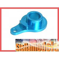 3RAC-HTS3018/LB Servo Saver Horn - Single Hole - Light Blue