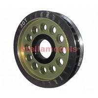 3RAC-3PY/30 Aluminum Diff. Pulley Gear T30