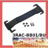 3RAC-BB01/BU Sub-C Battery Straps Socket (Blue Logo)