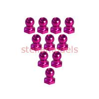 3RAC-BS48H5/PK 4.8MM Hex Ball Stud L=5 (10 pcs) - Pink