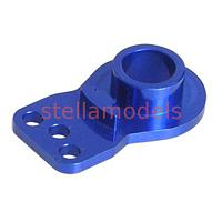 3RAC-HTD30/BU Servo Saver Horn - Double Hole - Blue