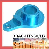 3RAC-HTS30/LB Servo Saver Horn - Single Hole - Light Blue
