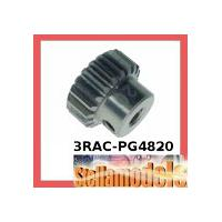 3RAC-PG4820 48 Pitch Pinion Gear 20T (7075 w/ Hard Coating)