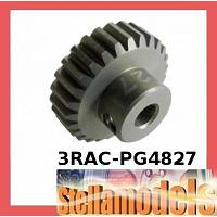 3RAC-PG4827 48 Pitch Pinion Gear 27T (7075 w/ Hard Coating)