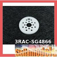 3RAC-SG4866 48 Pitch Spur Gear 66T