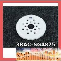 3RAC-SG4875 48 Pitch Spur Gear 75T