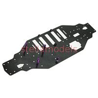 CY-36/WO Graphite 5 Cell Main Chassis For Hot Bodies Cyclone