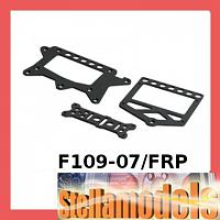 F109-07/FRP Motor Plate FRP For F109