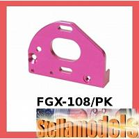 FGX-108/PK Aluminium Motor Mount Plate For 3racing Sakura FGX