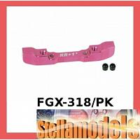FGX-318/PK Aluminium Suspension Mount RR-10 For 3racing Sakura FGX