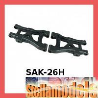 3Racing Narrow Suspension Mount RF-0.5 Sakura XI FF Zero S RC Cars #SAK-61//PK