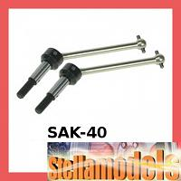 SAK-40 Universal Shaft 46mm (2) for Sakura Zero