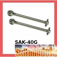 SAK-40G 44mm Swing Shaft 7075 for Sakura Zero