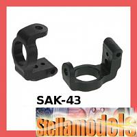 SAK-43 Front C Hub 4 degree for Sakura Zero